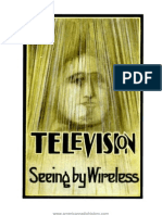 Television Seeing by Wireless 1926