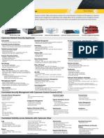 Cyberoam_Entire Product Range Techsheet_2015