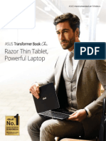 ASUS Product Guide August 2015
