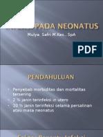 Infeksi Pada Neonatus..