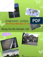 2d32 x WONG TSZ HIN Greenwich, London