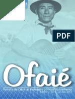 Revista Ofaié - Edição 1 - Vol. 1 - 201301 (Edição de Lançamento)