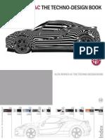 Alfa Romeo 4c the Techno-Design Book