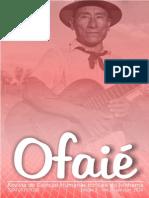Revistaofaié Ed.2 Vlo.1
