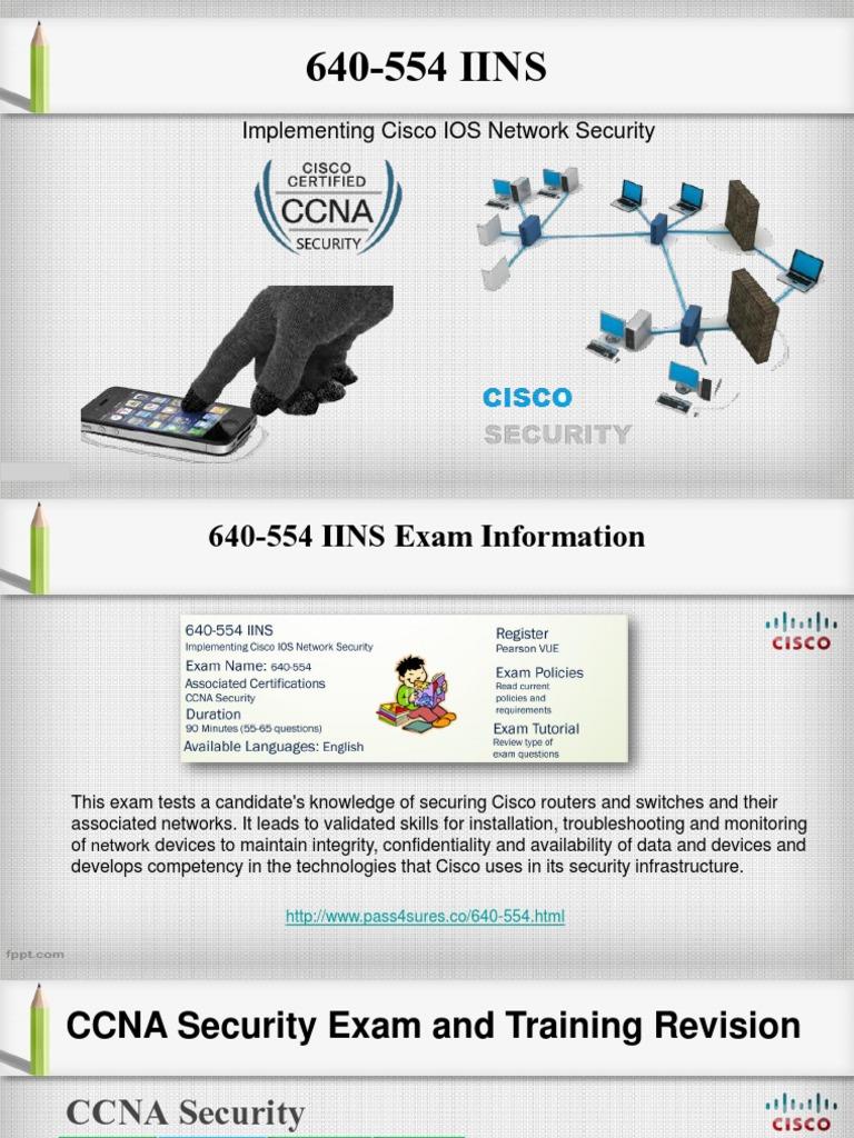 640-554 Pass4sure Pdf
