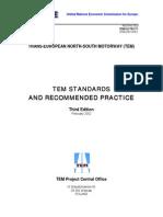 2002 Trans-european Motorway Standards Izvod