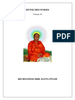 Divine Discourses Vol-10