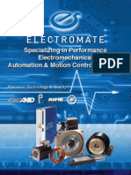 Electromate Product Linecard