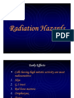 x Ray Radiation Hazards