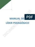 Manual Del Lider Pedagogico