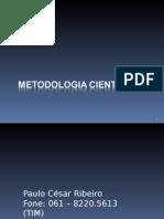 Metodologia Cientifica
