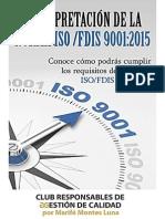 Extracto Interpretacion ISO 9001-2015 Rev3