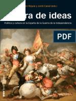 Fernandez Sebastián, Guerra de Palabras