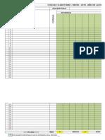 Plantilla Capacitacion Notas