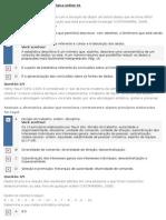 Exercícios Dos Livros e Apols.- Estatística e Organizacional