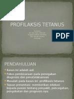 P TETANUS