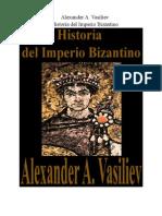Alexander Vasiliev Historia Del Imperio Bizantino
