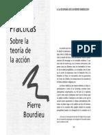 BOURDIEU, La Economía de Los Bienes Simbólicos, Campus