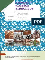Coberturas de Madera (1)
