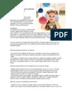 Actividades e Ideas Para Maternal y Sala de 1 Año
