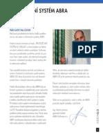Abra G3 Brožura ERP