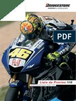 Catalogo Bridgestone 2008