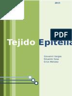 Resumen Tejido Epitelial (Epitelio y Glandulas)