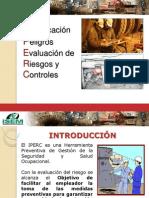 INVESTIGACION DE PELIGRO Y EVALUACION DE RIESGOS, CONTROL - ISEM