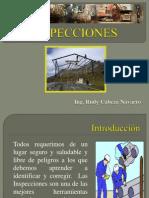 Inspecciones Rudy Junio