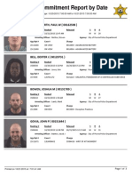 Peoria County booking sheet 10/21/15