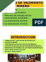 Clase 2_Estudio de Yacimiento Minero
