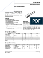 datasheet photodiode