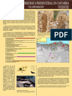 La arqueología siderúrgica preindustrial en cantabria