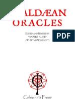 Chaldæan Oracles (Westcott edition)