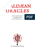 Chaldæan Oracles (Westcott edition)