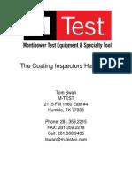 Coating Inspector Handbook