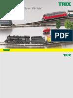 Brochure Minitrix