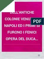 Fenici a Napoli