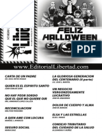 Editorial Libertad #275 - Octubre 21, 2015