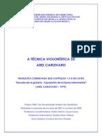 A Técnica Violonstica de Abel Carlevaro Traduzida