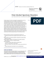 American Academy of Pediatrics Report