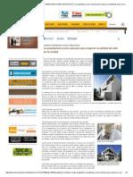 Revista EMB Construcción - GONZALO MARDONES VIVIANI, ARQUITECTO_ La Arquitectura Como Solución Para Mejorar La Calidad de Vida en La Ciudad