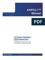 Xartu1 Manual 2012