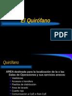 El Quirófano
