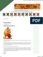Divyayogashop Blog » Kunjika Stotra