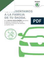 Catalogo Familia Skoda