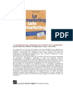 Le marketing sans marketing_les chemins de la singularité