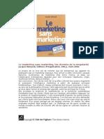 Le marketing sans marketing_les chemins de la singularité