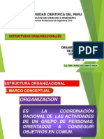 S2 - Estructuras Org_Funcional_Staff&Lineal