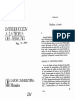 (2) Finch, Introduccion a La Teoria Del Derecho